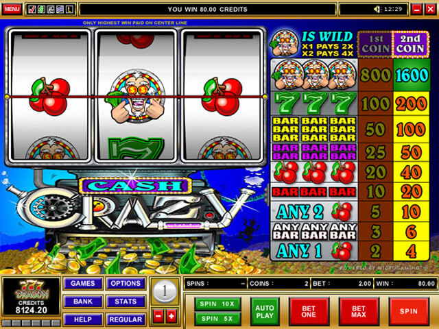 free online slots play for fun crazy slots