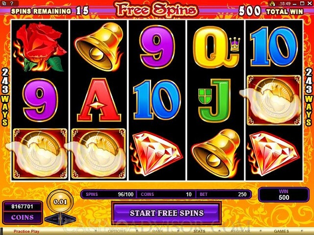 Burning Reels Slot - Play Online Video Slots for Free