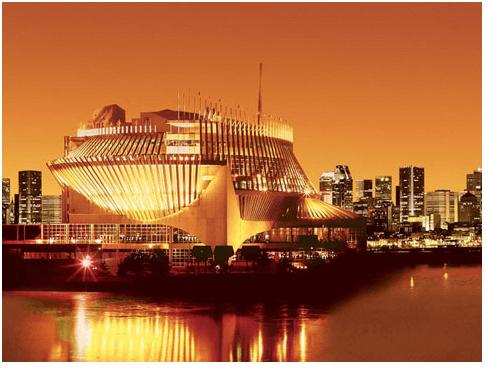 Montreal casino address