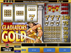 Gladiator Gold Slots