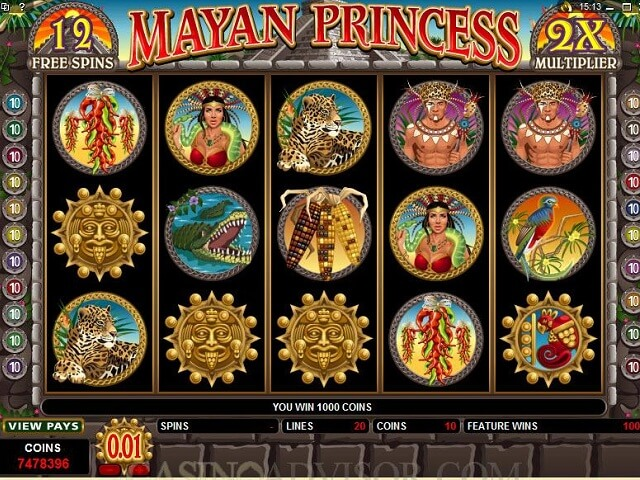 Royal Maya Slot Machine Online ᐈ B3W™ Casino Slots