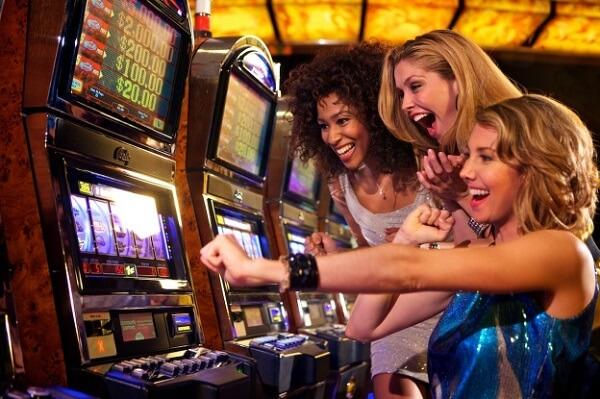 st louis casino Slot Machine