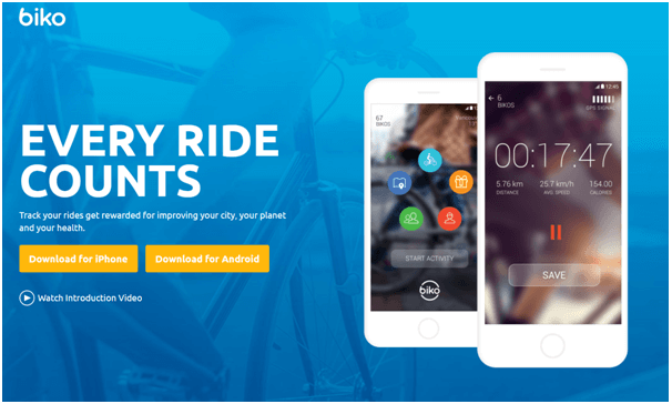 Get Rewards And Freebies With New Cycling App Called Biko
