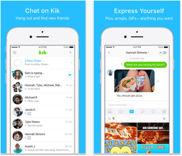 Kik App