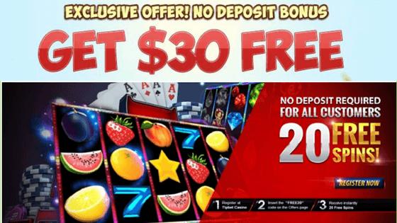 No Deposit Bonus Canada 2018