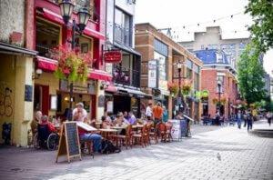 Restaurants in Montreal