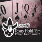 Texas Holdem poker tournament at Casino Rama
