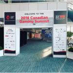 Canadian Gaming Summit 2018