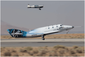 Virgin Galactic Canada- Fly to space on holiday