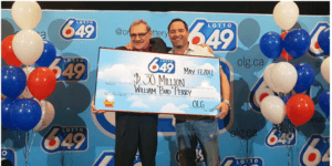 How to claim OLG lotto wins