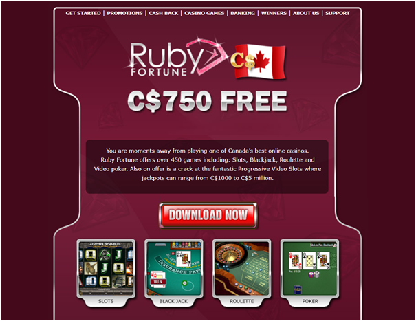 How to Locate a Totally free Ruby Fortune On line casino Slot Site