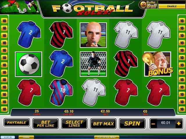 Spiele Knockout Football - Video Slots Online