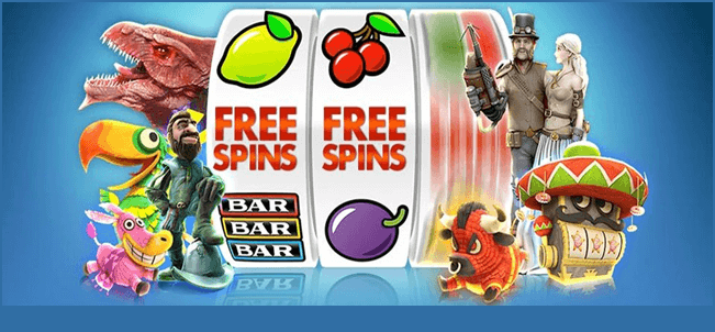 Free Spins on free Slots in Canada