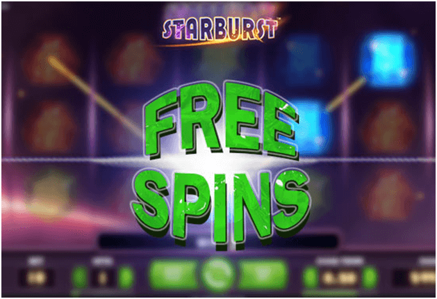 Free spins in free slots