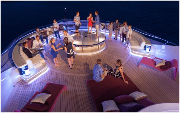 Canadian Cruise Casinos- cocktails