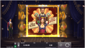 Great Albini Slot free spins