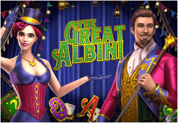 Great Alibini Slot