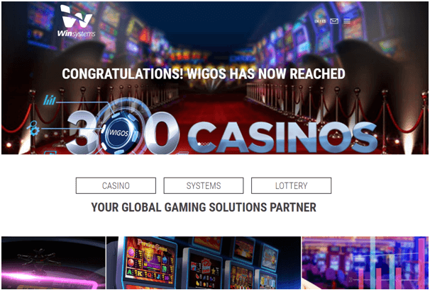 "Casino Management System ""Wigos"" now installed at Canadian Casinos"