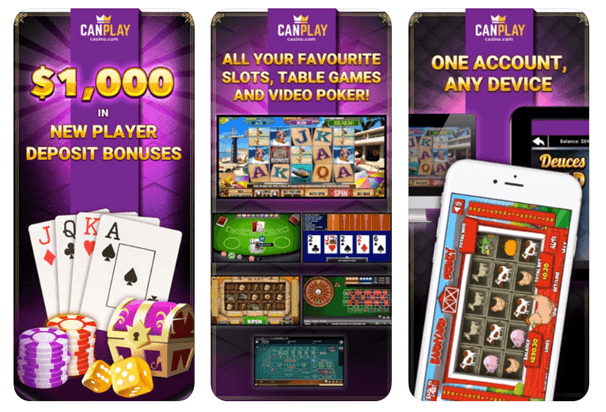 Can play casino mobile app