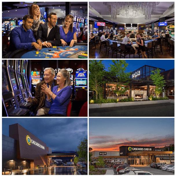 Cascades Casino Canada