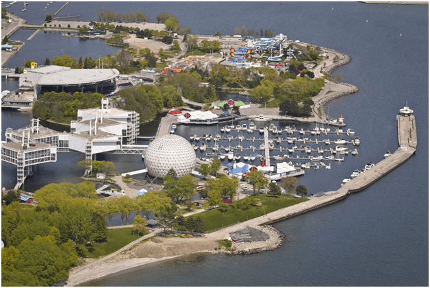 Ontario place canada