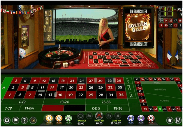 Where to play Roulette in Canada
