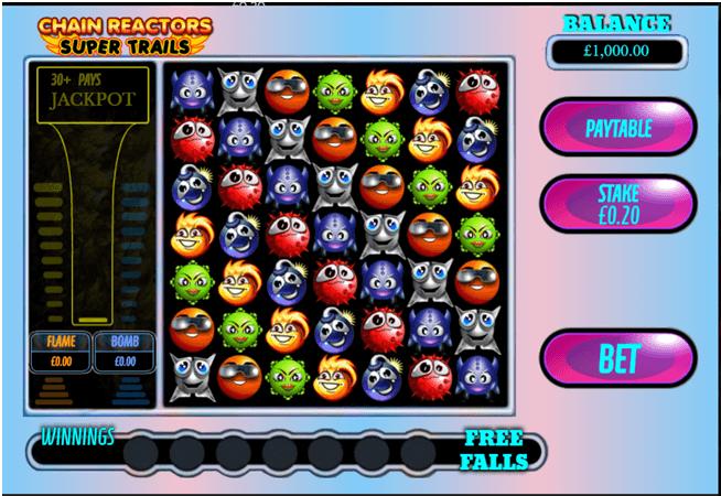 Spiele Chain Reactors - Video Slots Online