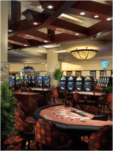 How to play slots at River Creek Casino