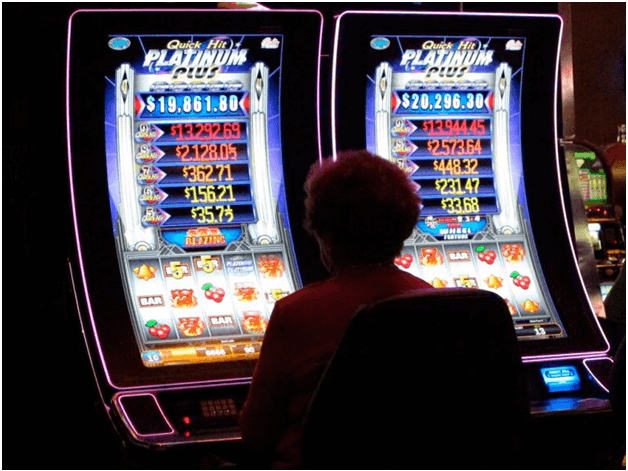 Real money slot wins in Canada