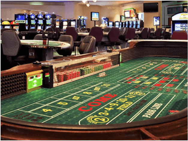 River Cree Casino Roulette