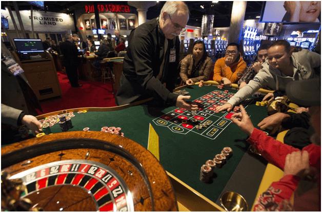 St Eugene Casino Roulette