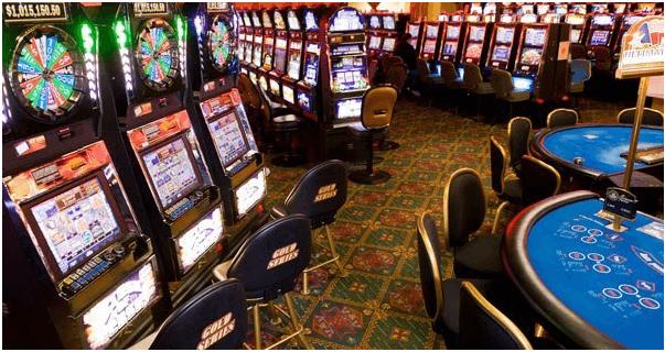 Treasure Cove Casino- Table games