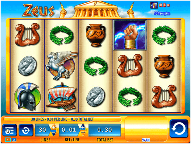 Zeus Slot all free to play