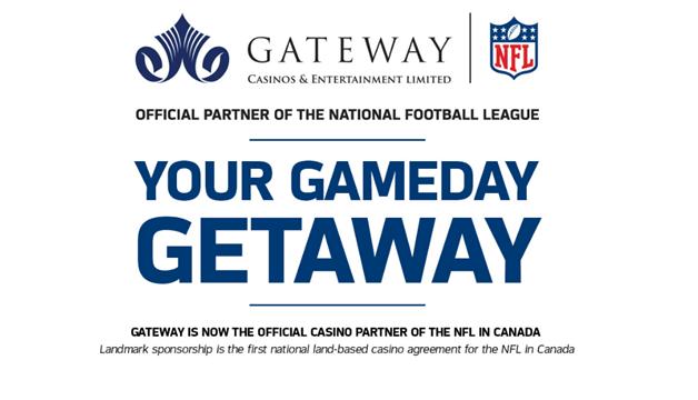 Gateway Casino Canada Events