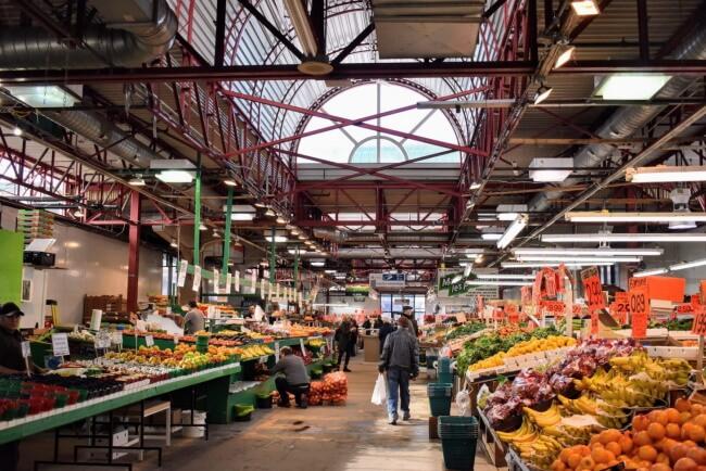 Explore the markets place