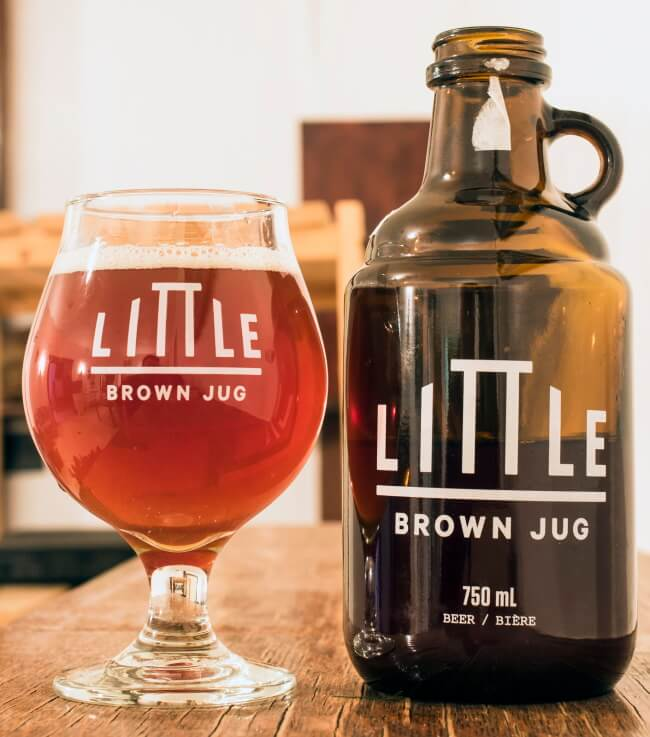 Little Brown Jug Brewing Co