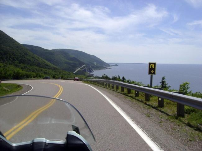 Set for a road trip to Nova Scotia