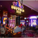 Rampart casino Las Vegas- Bufallo Bar