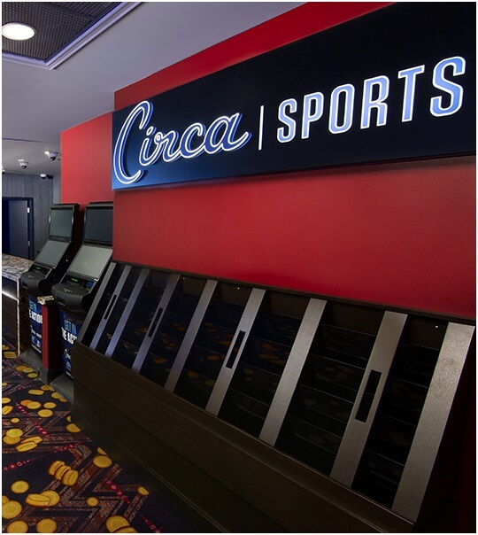 D Vegas Casino- Circa Sports