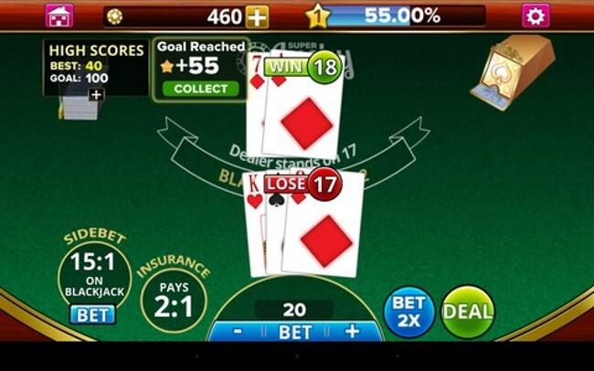 Blackjack 21 – FREE Blackjack