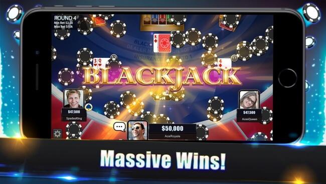 Blackjack Legends 21
