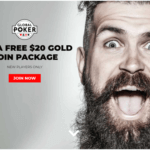 Global Poker App- No deposit bonus