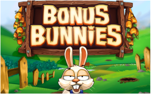Bonus Bunnies slot game