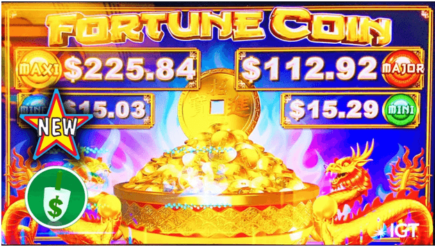 Fortune coin boost
