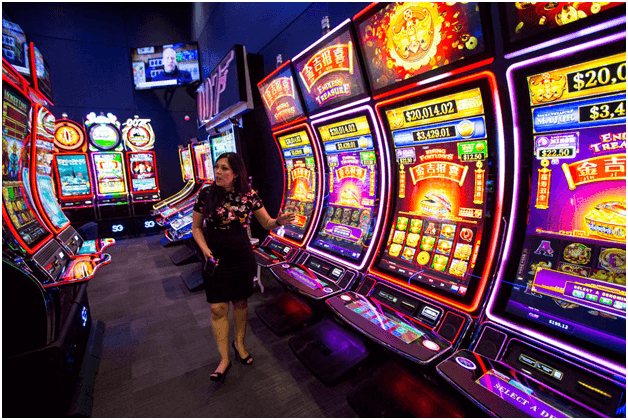 Six new slot machines at Canadian casinos