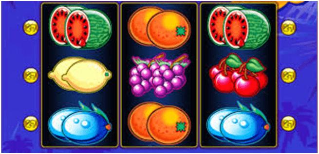 Thunder fruit slots