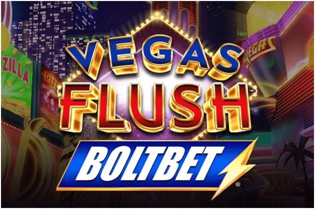 Vegas Flush Bolt Bet
