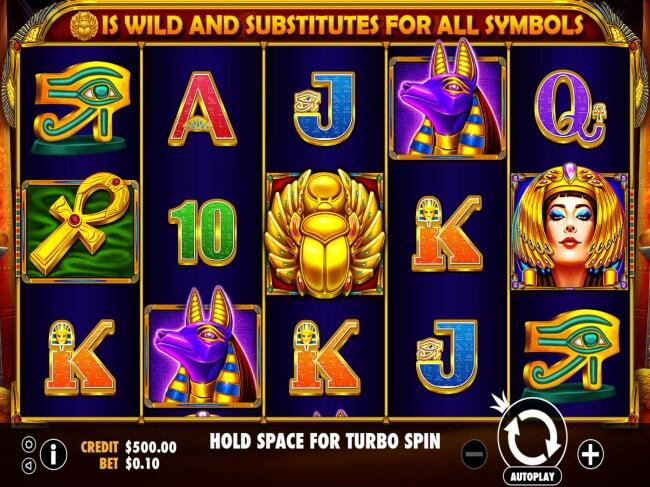 Hold and Wild Symbols