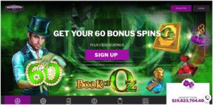 Jackpot city canada free spins