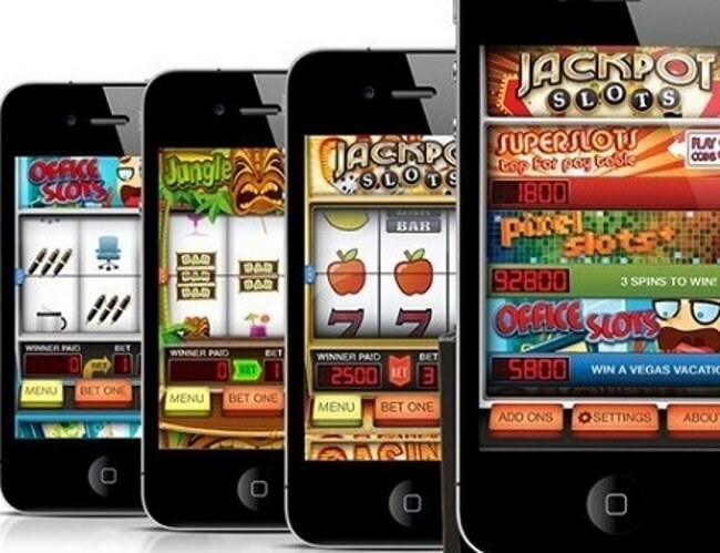 Why to Play iPhone Slots